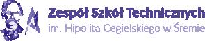 Zespół Szkół Technicznych im. Hipolita Cegielskiego w Śremie Logo