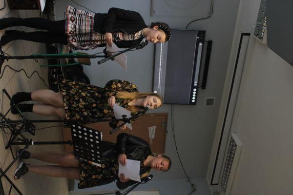 Drzwi otwarte dla absolwentów- występ wokalny
