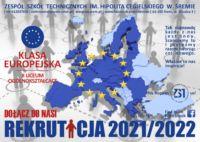 ulotka klasa europejska