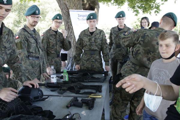 Dzień służb mundurowych