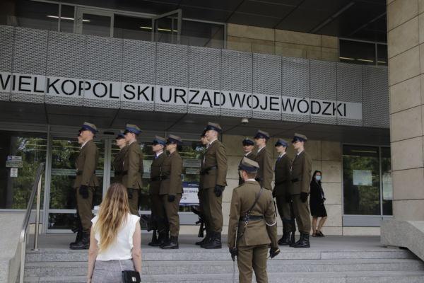 """obchody 40-lecia Zjazdu Zjednoczeniowego i powstania NSZZ RI """"Solidarność"""""""