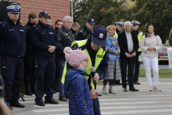 Akcji Bezpieczna droga do szkoły